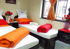 马尼拉酒店 - 香港 - 睡房