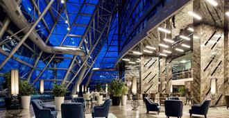 伊斯坦布尔耶西勒廓伊铂尔曼酒店 - 伊斯坦布尔 - 大厅