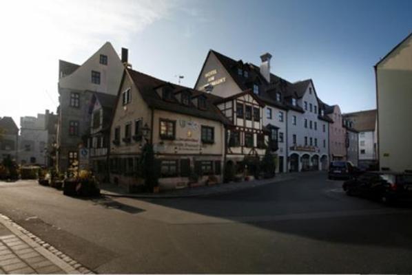 艾姆吉克奥布斯马特城市伙伴酒店 - 纽伦堡 - 建筑