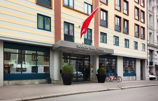 斯堪迪克卡尔约翰酒店 - 奥斯陆 - 建筑