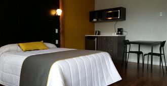里维埃拉汽车旅馆 - 拉马尔拜 - 睡房