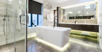 英湖斯托尔斯大厅酒店 - 温德米尔 - 浴室