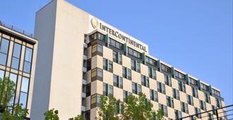 柏林洲际酒店 - 柏林 - 建筑