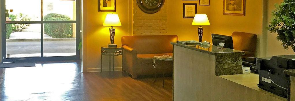 奥斯汀美国最有价值旅馆 - 奥斯汀 - 大厅