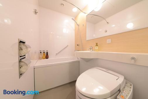 心斋桥船舶酒店 - 大阪 - 浴室