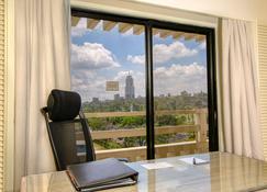 奈落比洲际酒店 - 内罗毕 - 阳台