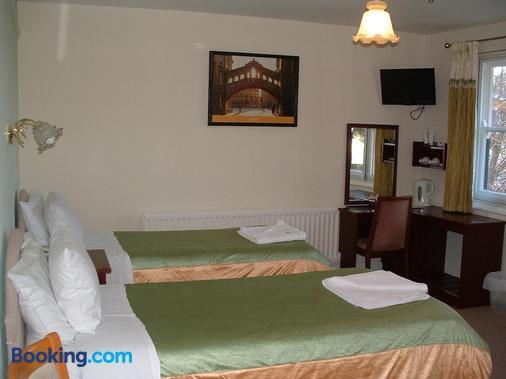 牛津绿山墙宾馆 - 牛津 - 睡房