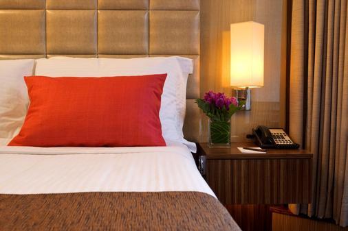 九龍酒店 - 香港 - 睡房