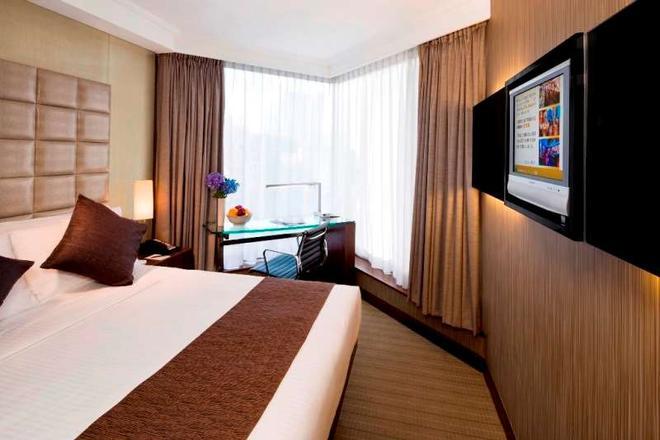 九龙酒店 - 香港 - 睡房