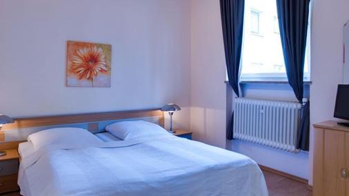 塞德林格托酒店 - 慕尼黑 - 睡房