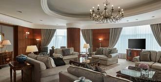 吉隆坡jw万豪酒店 - 吉隆坡 - 客厅
