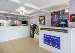 国际大道伊克诺旅馆 - 奥兰多 - 大厅