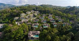 谭塔湾度假酒店 - 卡玛拉 - 户外景观