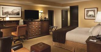 加特林堡- 远景公园-希尔顿逸林酒店 - 加特林堡 - 睡房