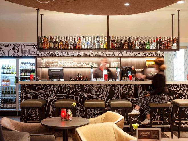 宜必思阿姆斯特丹歌剧院酒店 - 阿姆斯特丹 - 酒吧