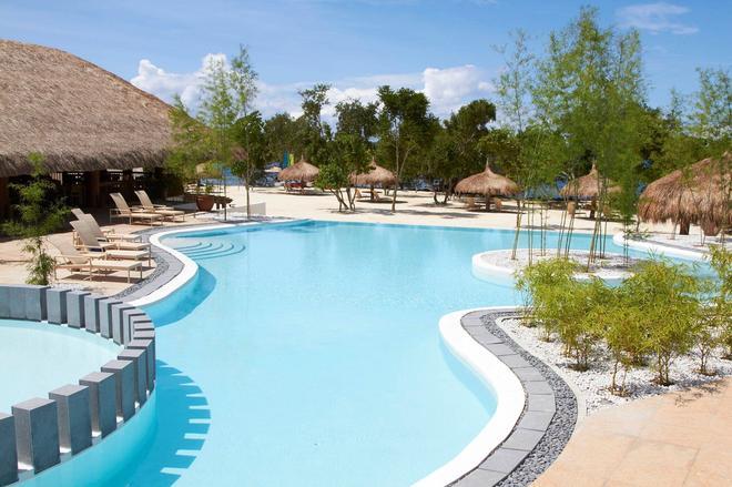 邦劳岛水蓝度假村 - 邦劳 - 游泳池