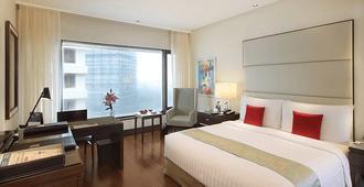 孟买欧贝罗伊酒店 - 孟买 - 睡房