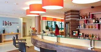 宜必思布达佩斯中心酒店 - 布达佩斯 - 酒吧