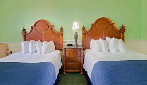 巴尔港戴斯汽车旅馆 - 巴港 - 睡房