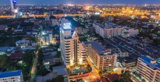 曼谷爱湾酒店 - 曼谷 - 户外景观