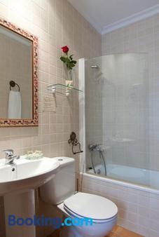卡塞雷斯唐卡洛斯酒店 - 卡塞雷斯 - 浴室