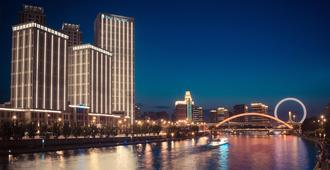 天津泛太平洋高级服务公寓 - 天津 - 户外景观