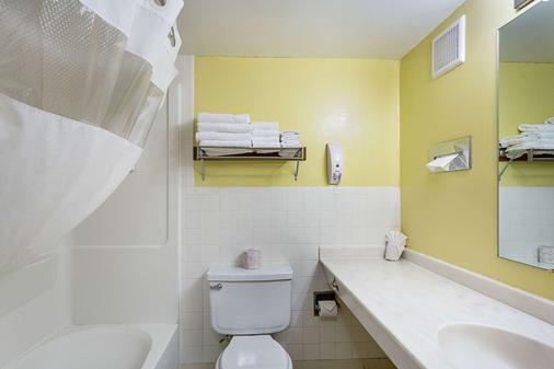 罗斯威尔华美达高级酒店 - 罗斯威尔 - 浴室