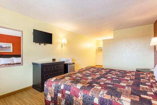 罗斯威尔华美达高级酒店 - 罗斯威尔 - 睡房
