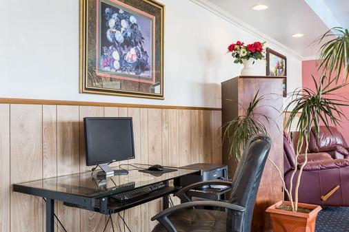 罗斯威尔华美达高级酒店 - 罗斯威尔 - 商务中心