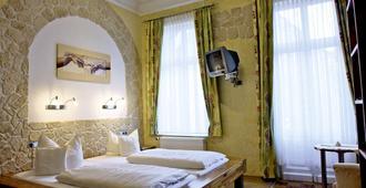 德意志豪斯酒店 - 布伦瑞克 - 睡房