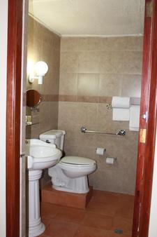 贝斯维斯特大华酒店 - 墨西哥城 - 浴室