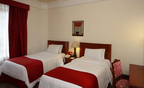 贝斯维斯特大华酒店 - 墨西哥城 - 睡房