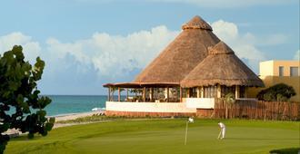 玛亚克巴费尔蒙酒店 - 卡门海滩 - 高尔夫球场