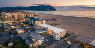 锡赛德沙滩海滨旅馆 - 西塞德 - 户外景观