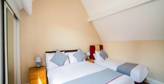Oyo布瑞尔酒店 - 谢菲尔德 - 睡房