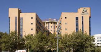 阿尔伯格青年伽利略大学主修酒店 - 巴伦西亚 - 浴室
