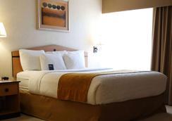 丹佛国际机场美洲套房酒店 - 丹佛 - 睡房