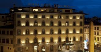 巴格里奥尼大酒店 - 佛罗伦萨 - 建筑