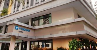 圣保罗波利尼温德姆酒店 - 圣保罗 - 建筑