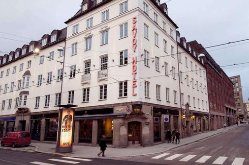 萨沃克拉丽奥连锁酒店 - 奥斯陆 - 建筑