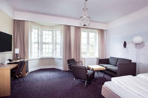 萨沃克拉丽奥连锁酒店 - 奥斯陆 - 客厅