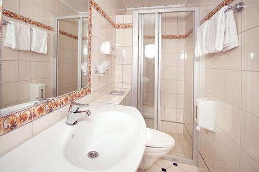 萨沃克拉丽奥连锁酒店 - 奥斯陆 - 浴室