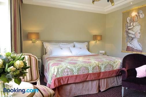 拉勒别墅酒店 - 巴约 - 睡房