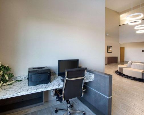 圣安杰罗大学附近凯富套房酒店 - 圣安杰罗 - 商务中心