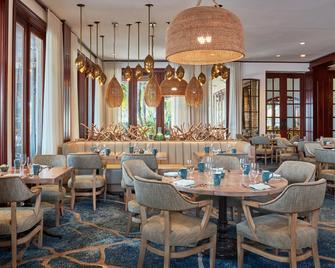 奇卡水疗小屋酒店 - 伊斯拉莫拉达 - 餐馆