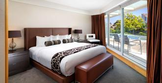 劳拉点酒店 - 维多利亚 - 睡房