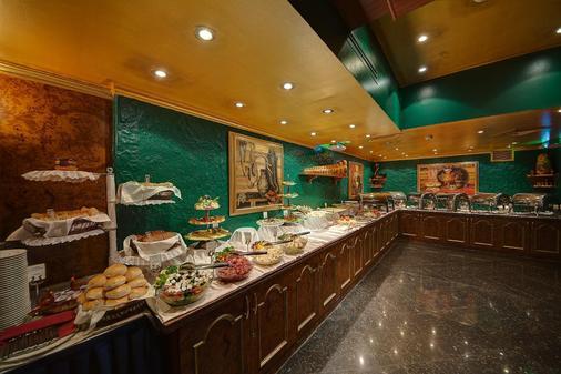 迪拜雅诗阁酒店 - 迪拜 - 自助餐