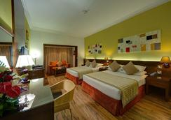 迪拜雅诗阁酒店 - 迪拜 - 睡房