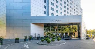 伯尔尼会展中心诺富特酒店 - 伯尔尼 - 建筑