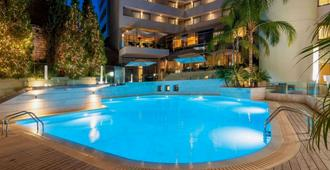 伊拉克利翁银河酒店 - 伊拉克里翁 - 游泳池